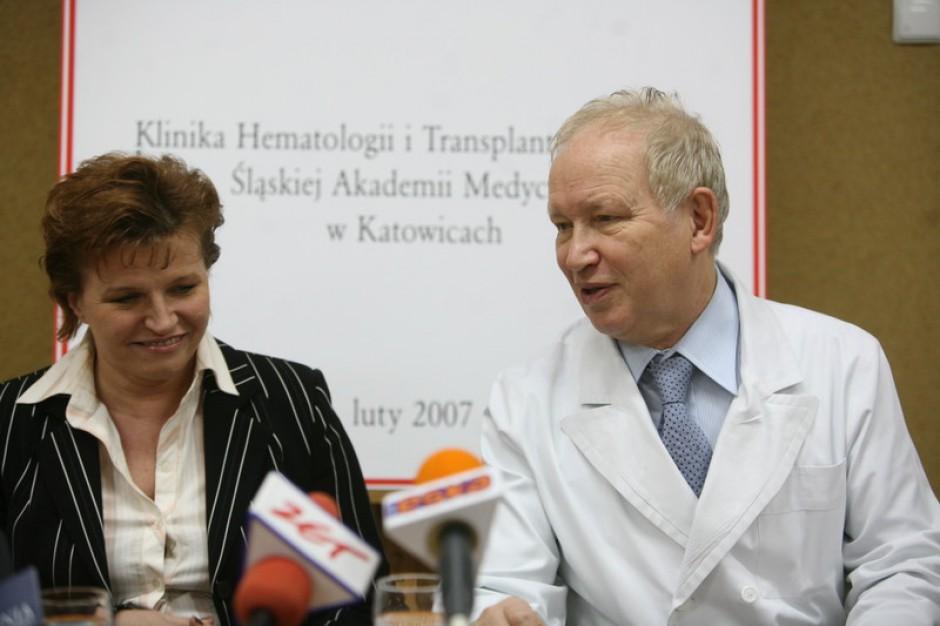 Hematologia: są pieniądze na przeszczepy, trudniej o czas