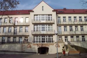 Niemiecki, radziecki, a teraz rehabilitacyjny