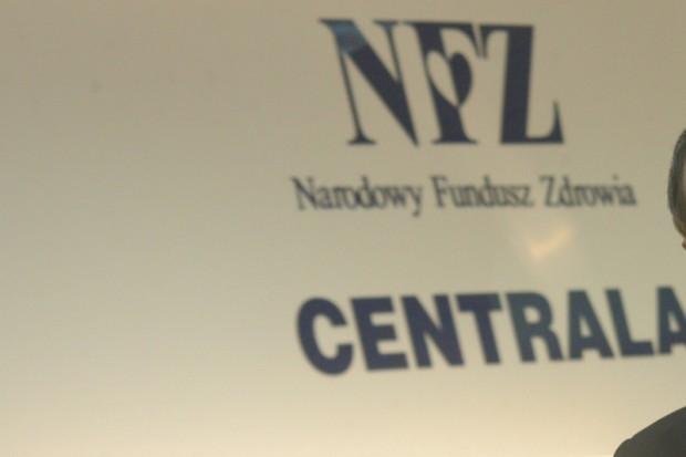 Ważne stanowiska w NFZ: jedno zostało już obsadzone, drugie prawie...