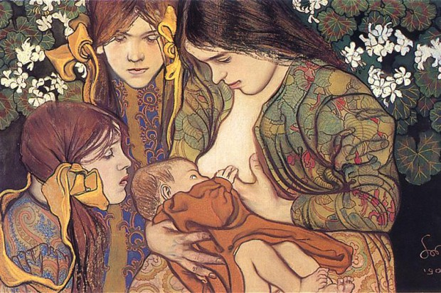 Na przekór naturze, czyli czy ojciec może karmić dziecko... piersią?