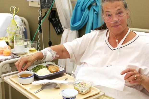W szpitalach etat dietetyka jest pierwszym do likwidacji stanowiskiem przy okazji cięć kadrowych... przepis brzmi ładnie