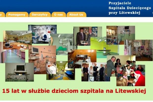 Warszawa: za czyje pieniądze wybudowany będzie nowy Dziecięcy Szpital Kliniczny?