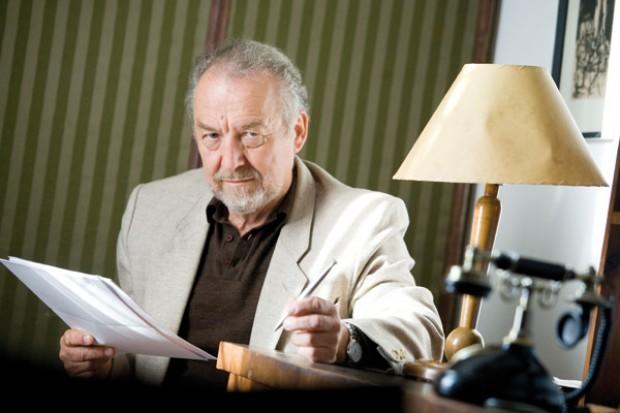 Dr Krzysztof Schreyer, internista i autor znakomitych tłumaczeń literatury anglojęzycznej: Z natury jestem samoukiem