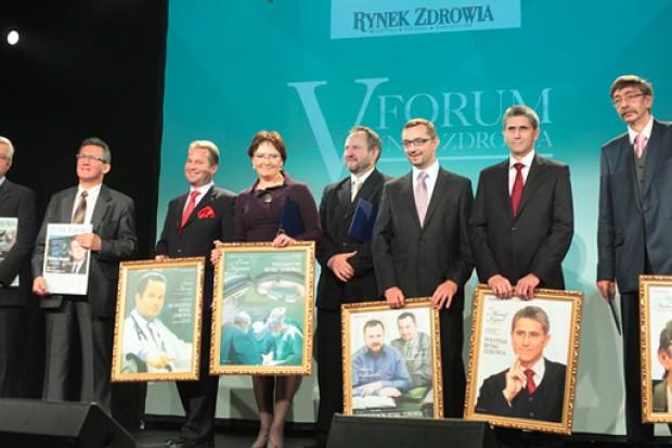 Gala V Forum Rynku Zdrowia: wręczyliśmy Portrety Polskiej Medycyny 2009