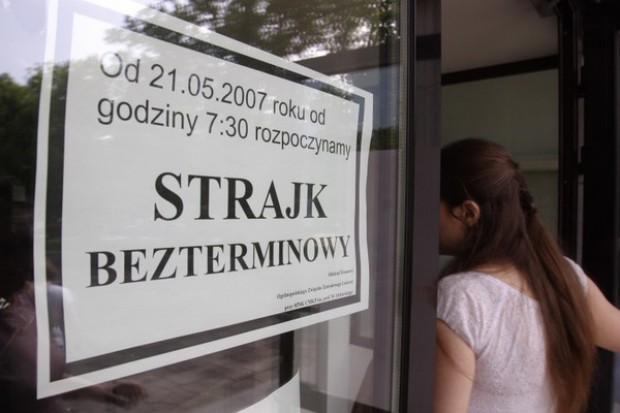 Białostocki szpital wojewódzki szykuje się do strajku: będzie drugi Radom?