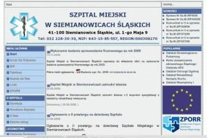 Siemianowice Śląskie: co dalej ze szpitalem?