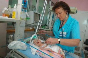 Warszawa: chore dzieci muszą, niestety, czekać