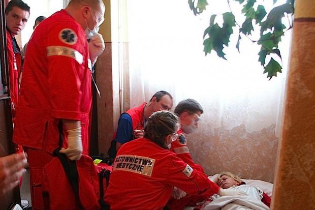Jak będzie ubrany ratownik medyczny?