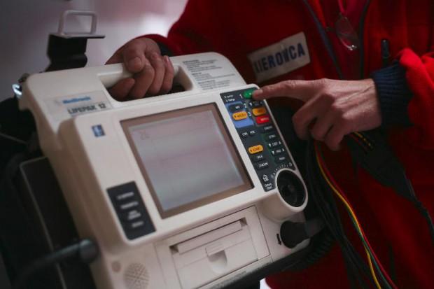Małopolska: szybciej do pracowni hemodynamiki