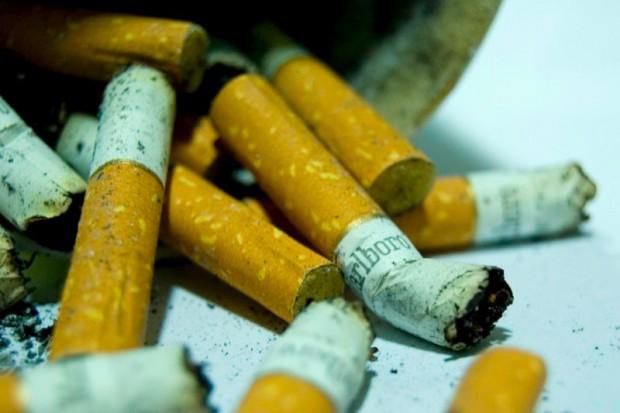 Od palenia rak jelita grubego...