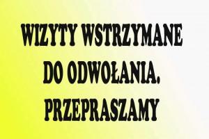 Białystok: szpital MSWiA zamknięty dla odwiedzających