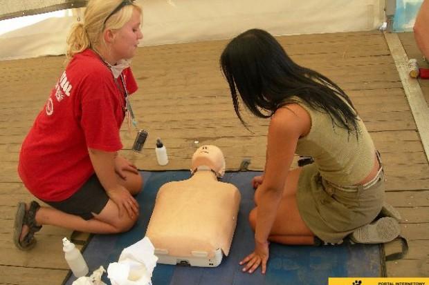 Międzyrzecz: seniorzy uczą się zasad pierwszej pomocy