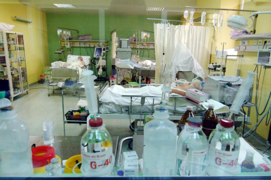 Suwałki: mamy grypę, szpitalowi potrzebne nowe respiratory
