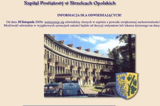 Strzelce Opolskie: 7 mln zł na rozbudowę SOR