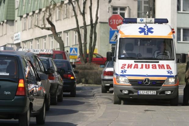 Głubczyce: był przetarg na ambulanse, jest protest