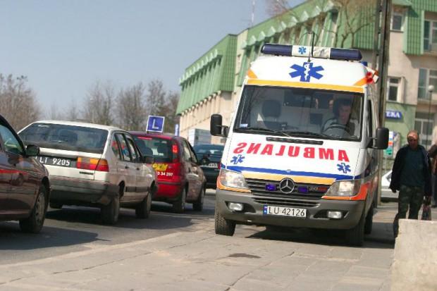 Racibórz: ambulans kupili taniej, bo używany