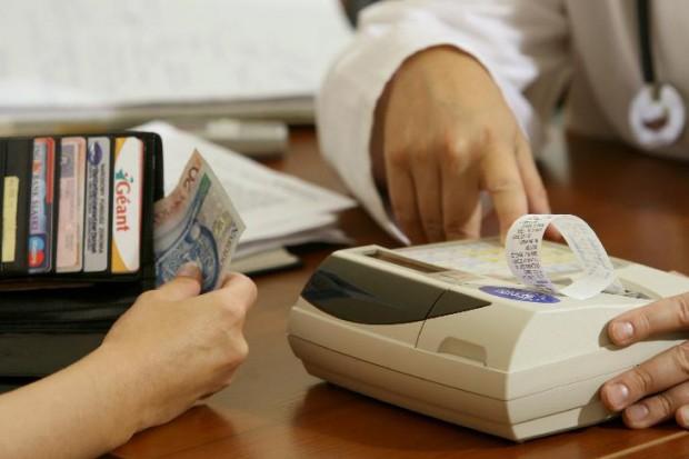 W 2011 roku lekarze zaprzyjaźnią się z kasami fiskalnymi