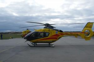 Zachodniopomorskie: Eurocopter dla Lotniczego Pogotowia Ratunkowego