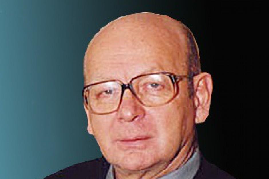 Janusz Kochanowski: jestem chory na grypę A/H1N1