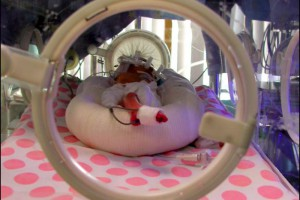 Śląskie: 8,5 mln złotych na sprzęt dla noworodków