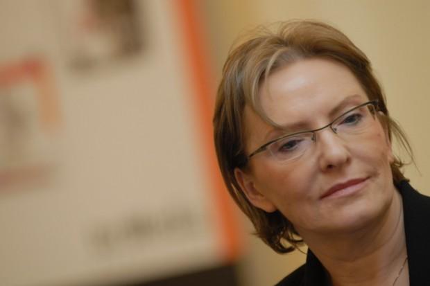 Ewa Kopacz: będzie definicja procedury ratującej życie
