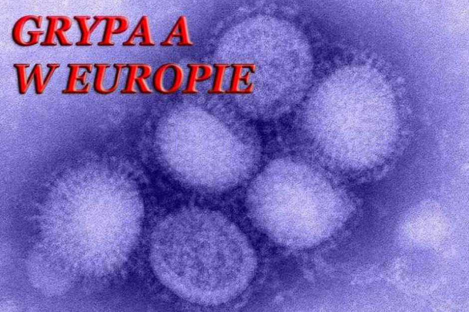 Europa Zachodnia: spada popyt na szczepionki przeciwko grypie A