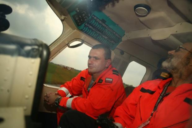 Polscy ratownicy w drodze na Haiti