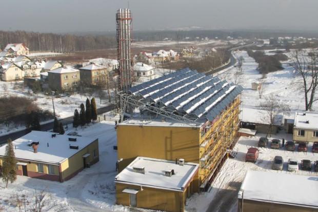 Jaworzno: oszczędzają ogrzewając solarami