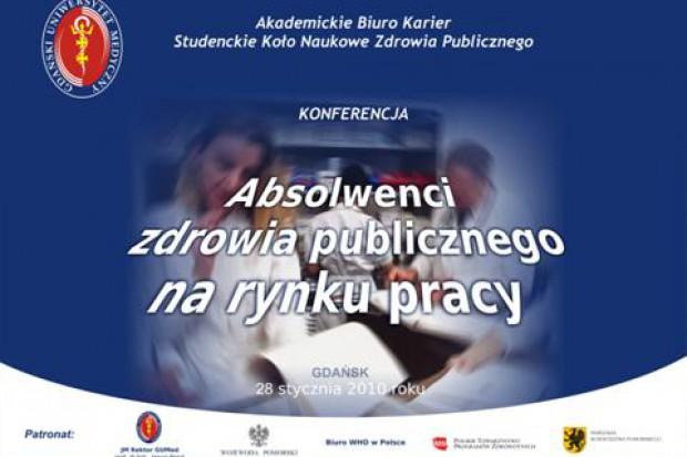 Gdańsk: o absolwentach zdrowiach publicznego na rynku pracy