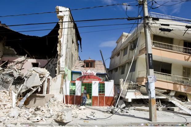 Po trzęsieniu ziemi w Haiti: handel organami ludzkimi