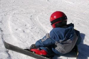 Od 31 stycznia dzieci na stoku obowiązkowo w kasku