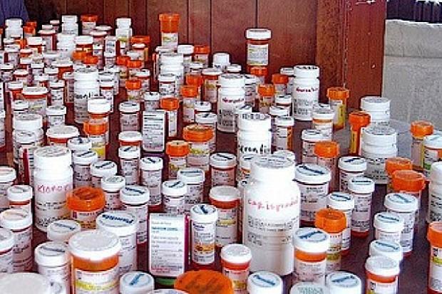 Przeterminowane leki z apteki