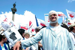 """Pomorze: będą konsultacje z """"Solidarnością"""" w sprawie przekształceń szpitali"""