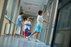 Kielce: szpital neuropsychiatryczny połączył się z zespolonym