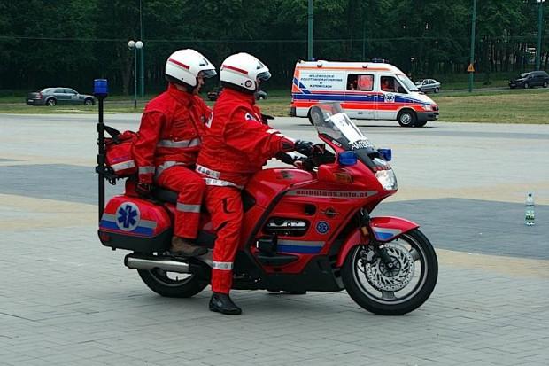 Kraków: co dalej z ratownikami na motocyklach?