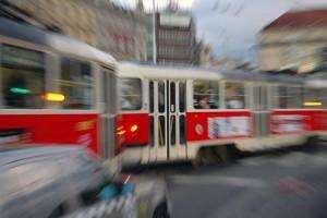 """""""Antydepresyjny"""" tramwaj wyjechał na śląskie ulice"""
