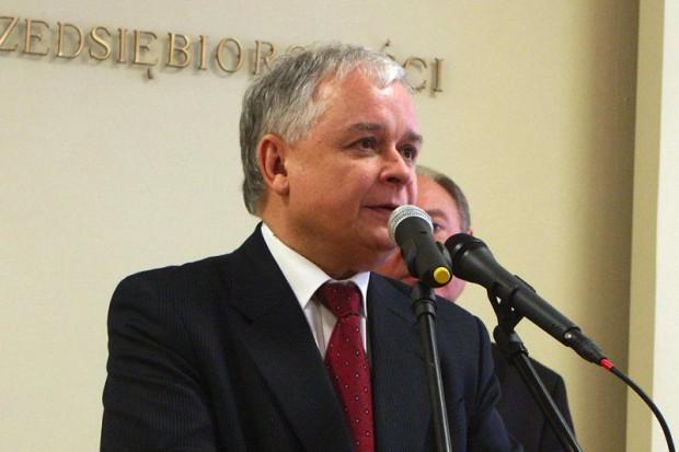 Warszawa: Lech Kaczyński ma propozycje dla służby zdrowia