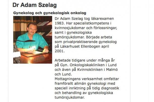 Polak najlepszym szwedzkim lekarzem