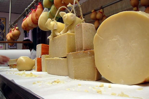 Austria: listerioza z sera