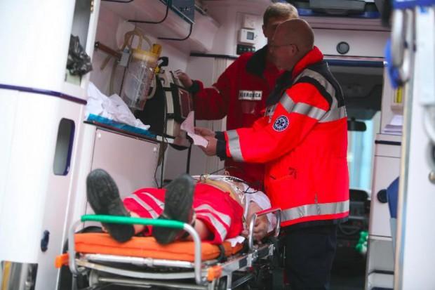 Szamotuły: 112 ponownie zgłosi się w szpitalu