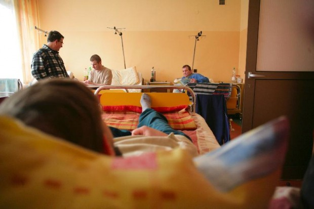 Olsztyn: w szpitalu psychiatrycznym została połowa lekarzy