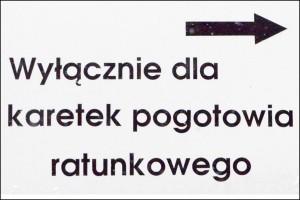 Szczecin: bo SOR-ów jest za mało...