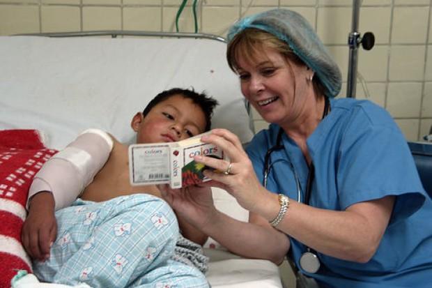 Bielsko-Biała: pielęgniarki ze szpitala pediatrycznego dostaną podwyżkę