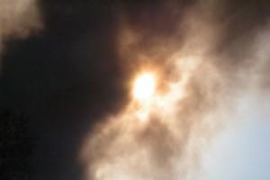 Lubliniec: szpitalny krajobraz po pożarze