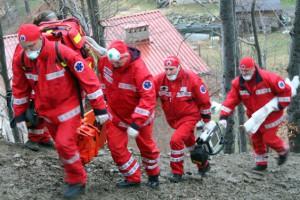 Łódź: pikietowali ratownicy medyczni