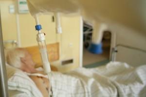 Resort zdrowia do pikietujących: onkologia jest priorytetem