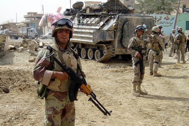 Pokłosie wojny w Iraku: rodzi się wiele chorych dzieci