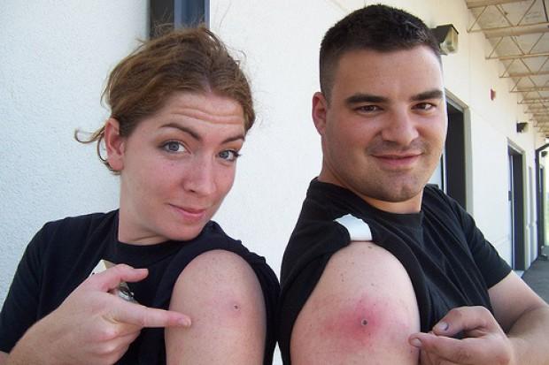 Francja: miasto chce zwrotu kosztów akcji szczepień przeciwko nowej grypie