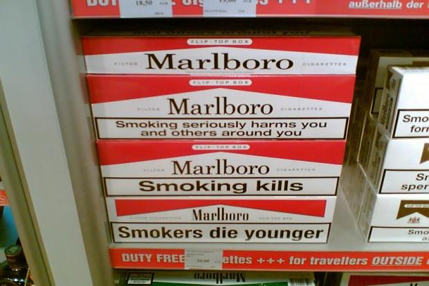 Philip Morris pozywa za zakaz reklamy tytoniu