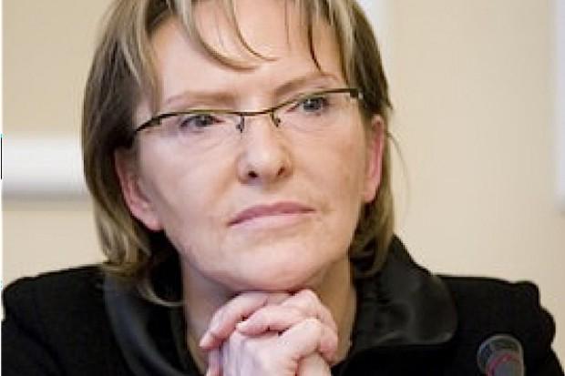 Pogrypowe wyróżnienie, czyli Ewa Kopacz ekspertem Rady Europy